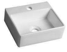 Sapho GIULIA keramické umývátko 33,5x11,5x29 cm