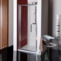 Polysan LUCIS LINE skládací sprchové dveře, čiré sklo