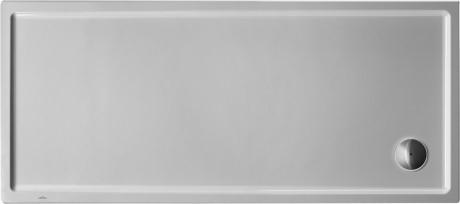 Duravit Starck sprchová vanička Slimline 1600x750mm,obdélník