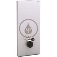 Geberit Monolith Plus Sanitární modul pro závěsné WC, 114 cm, spodní přívod vody, bílá