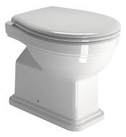 GSI CLASSIC WC mísa 37x54cm, spodní odpad