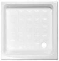 Kerasan RETRO keramická sprchová vanička, čtverec 90x90x20cm