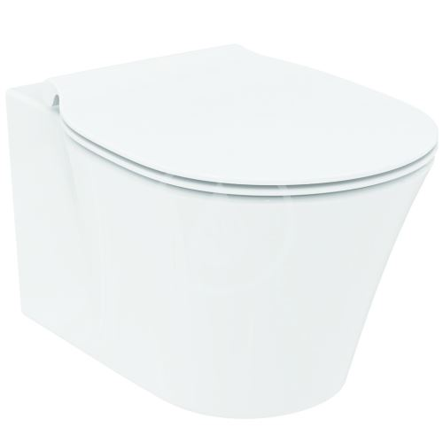 Ideal Standard Connect Air Závěsné WC 360x540x340 mm, Aquablade, Ideal Plus, bílá