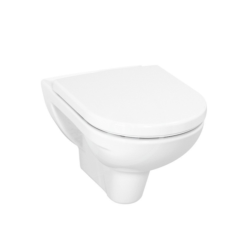 Laufen Pro Závěsné WC, 560x360 mm, bílá