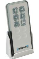 Polysan HM systém TURBOAIR, dálkové ovládání Typ Z
