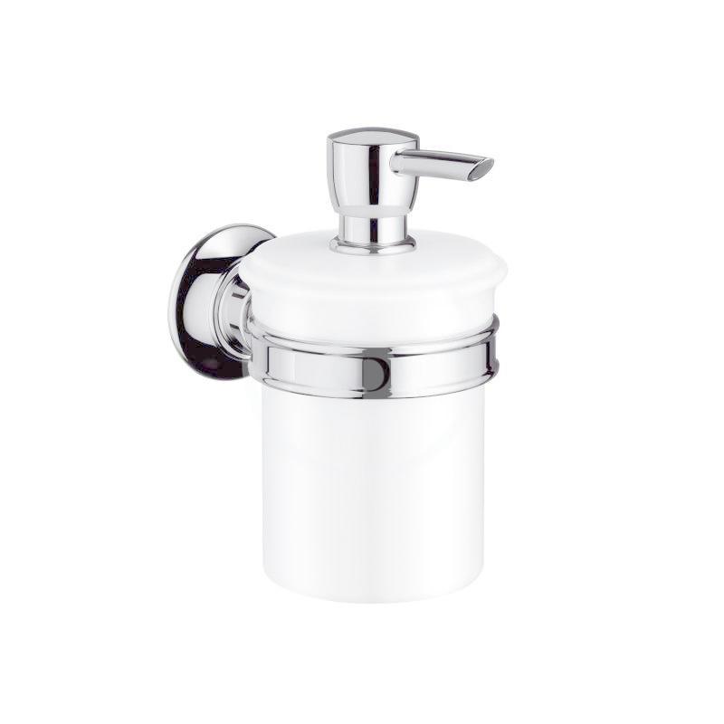 Axor Montreux Dávkovač tekutého mýdla, chrom