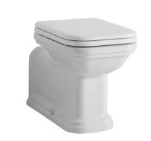 Kerasan WALDORF WC mísa 37x42x65cm, spodní/zadní odpad
