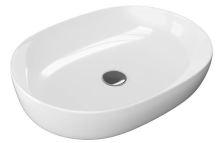 Umyvadlo na desku JIMA 61,5x41,5x13,5 cm bílé