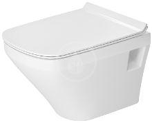 Duravit DuraStyle Závěsné WC Compact, bílá
