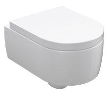 Kerasan FLO WC závěsné 36,5x34x50cm