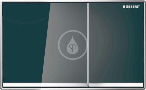 Geberit Omega60 Ovládací tlačítko OMEGA60, černá