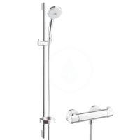 Hansgrohe Ecostat 1001 SL Sprchový set s termostatem, s ruční sprchou Croma 100 Multi 3jet, chrom