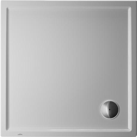 Duravit Starck sprchová vanička Slimline 800x800čtvercová,s