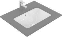 Ideal Standard Connect Umyvadlo pod desku, 580x410 mm, s přepadem, bílá