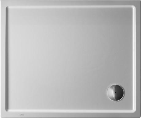 Duravit Starck sprchová vanička Slimline 900x750obdélníková,