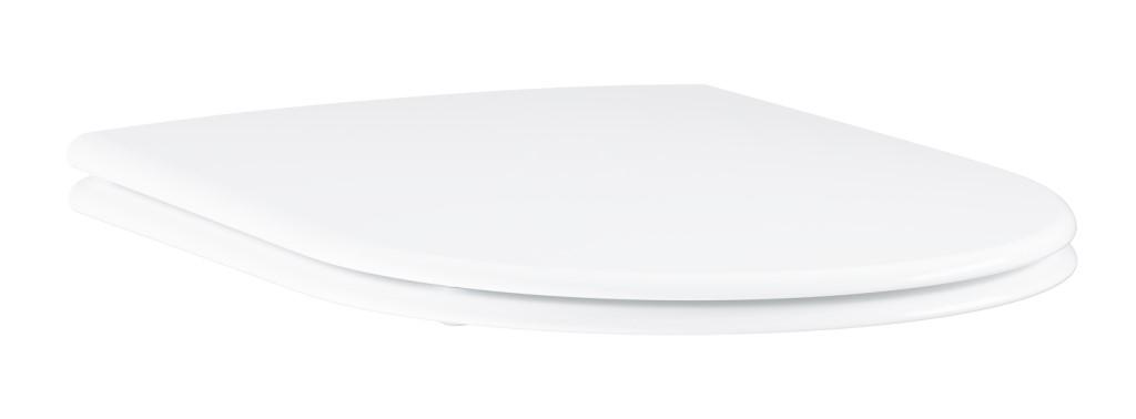 Grohe Essence WC sedátko se sklápěním SoftClose, duroplast, alpská bílá