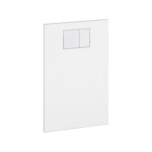 Geberit AquaClean Krycí deska se zabudovaným ovládáním pro bidetová sedátka, alpská bílá