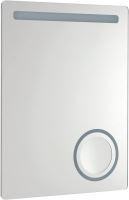 Sapho ASTRO zrcadlo 600x800mm, LED osvětlení, kosmetické zrcátko