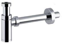 Bonomini KING umyvadlový sifon 1'1/4, odpad 32mm, ABS chrom