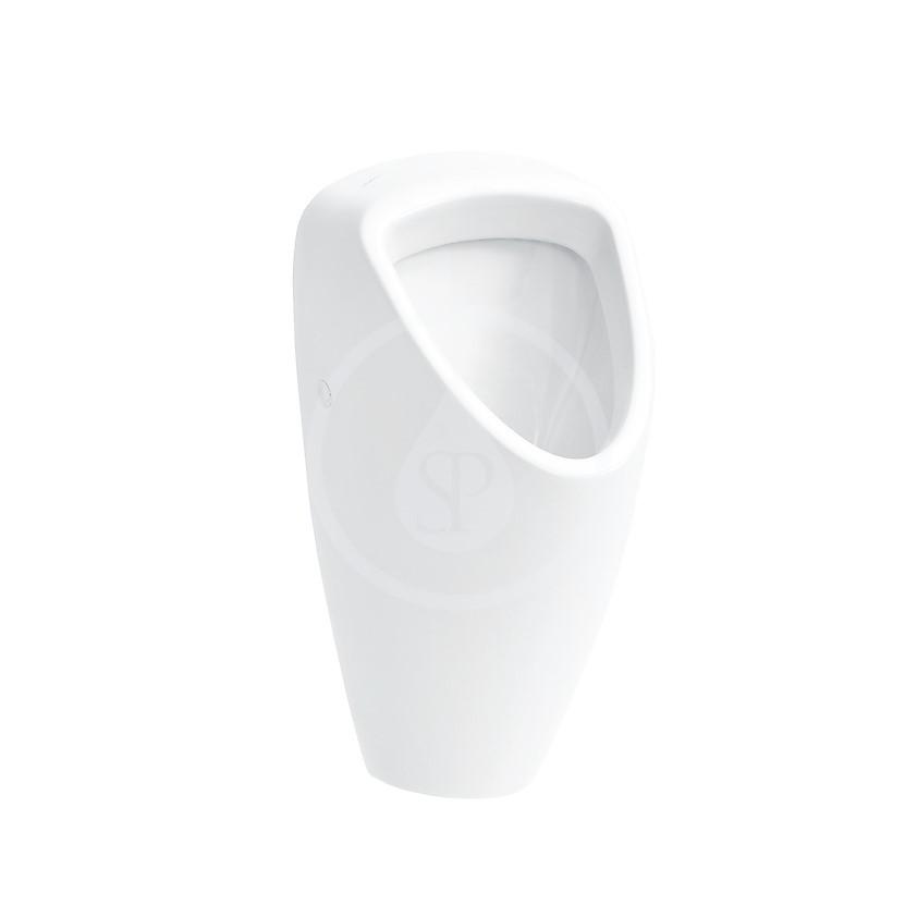 Laufen Caprino Urinál, 320x350x645 mm, přívod shora, bílá