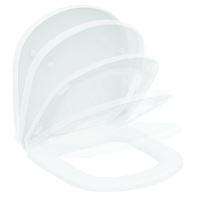 Ideal Standard Tempo WC sedátko softclose, 366x428x27 mm, bílá