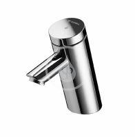 Schell Puris SC Samouzavírací tlačný ventil, na studenou vodu, chrom