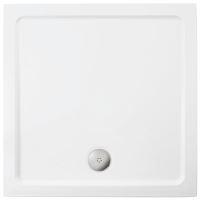 Ideal Standard Simplicity Stone Sprchová vanička 810x810 mm, bílá