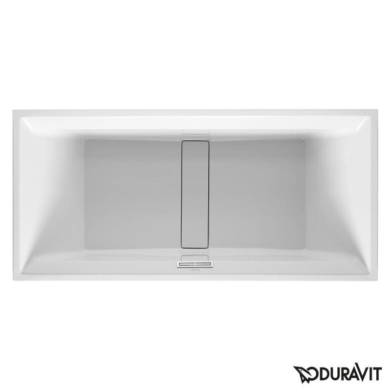 Duravit 2nd floor vana 1900x900mm bílá