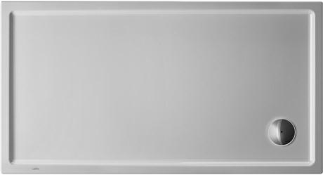 Duravit Starck sprchová vanička Slimline 1400x750obdélníková