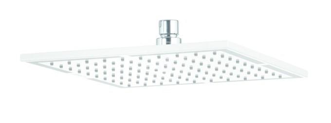 Kludi A-Qa Horní sprcha, 250x250 mm, bílá/chrom