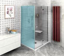 Polysan FORTIS LINE sprchové dveře, čiré sklo, pravé