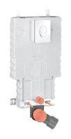Grohe Uniset Předstěnový instalační modul, splachovací nádrž GD2,  s tlačítkem Skate Air, chrom