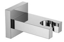 Držák ruční sprchy hranatý chrome