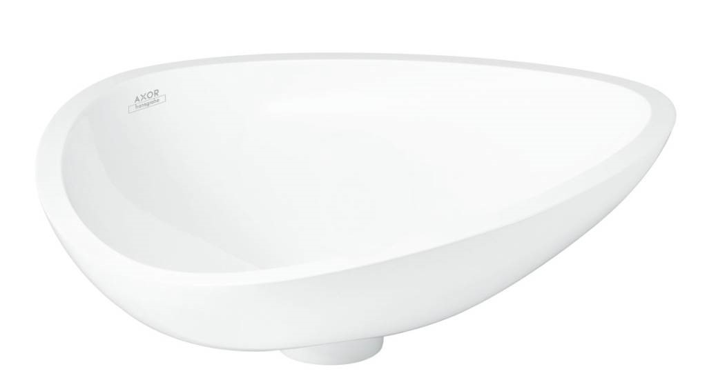Axor Massaud Umyvadlová mísa 600 mm, alpská bílá