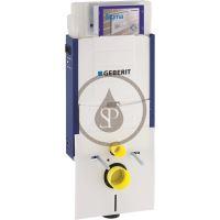 Geberit Kombifix Montážní prvek pro závěsné WC, 108 cm, splachovací nádržka pod omítku Sigma 12 cm