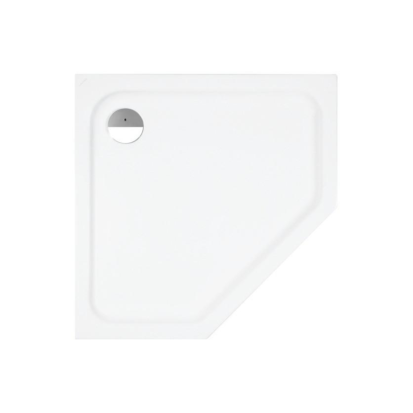Laufen Solutions Sprchová vanička, 900 x 900 mm, bílá