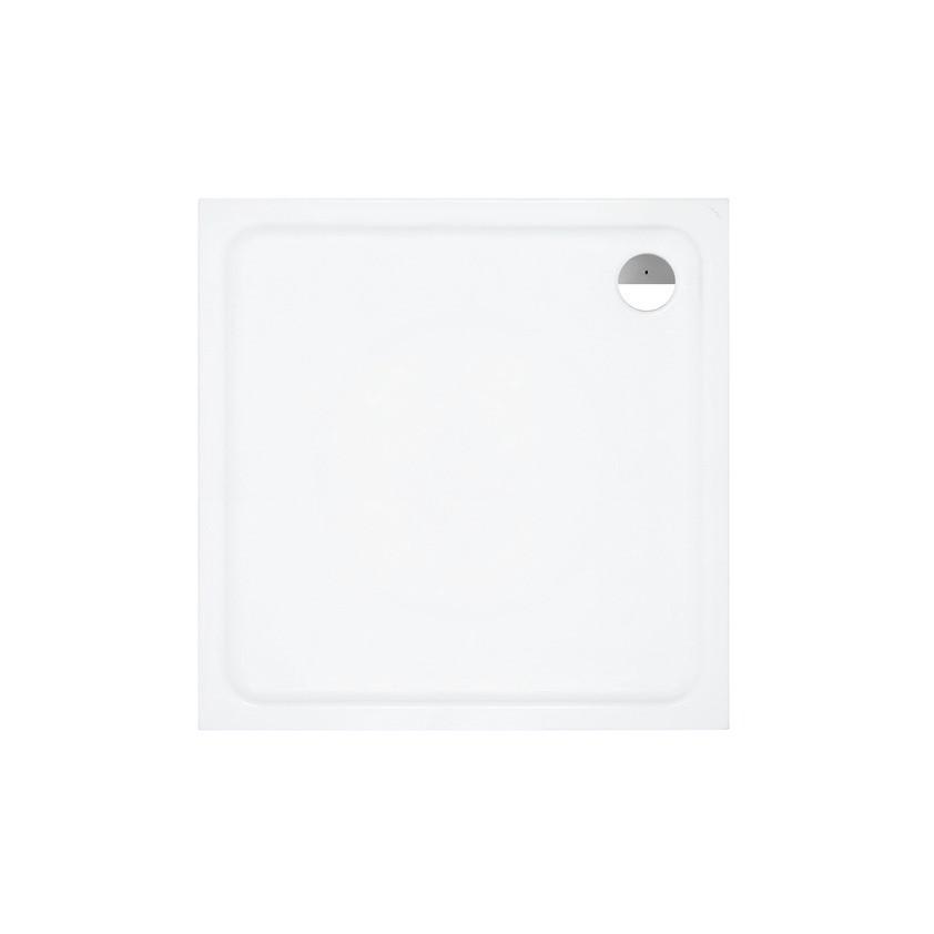 Laufen Solutions Sprchová vanička, 1000 x 1000 mm, bílá