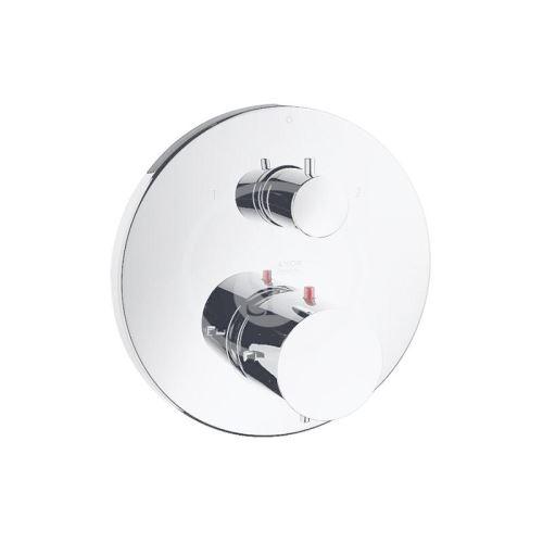 Axor Starck Vanová termostatická podomítková baterie s ventilem, chrom