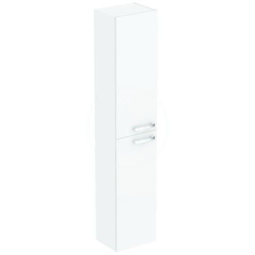 Ideal Standard Tempo Vysoká skříňka 300x235x1500 mm, lesklá bílá