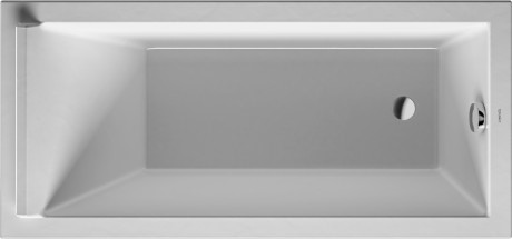 Duravit Starck vana 1500x700mm bílá