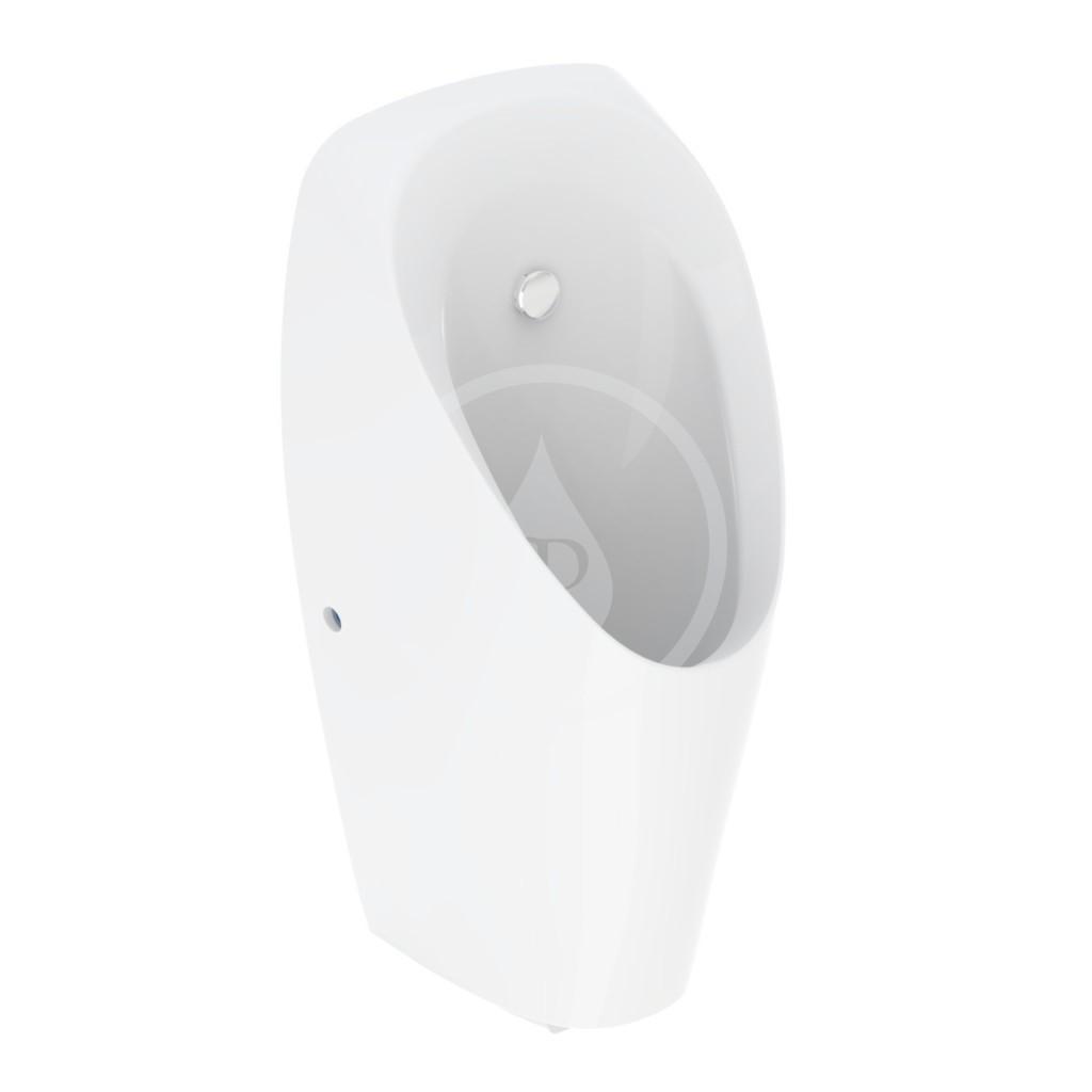 Geberit Pisoáry Pisoár Tamina, pro integrované ovládání, napájení z baterie, bílý