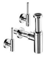 Schell Edition Sada designových rohových ventilů EDITION, chrom