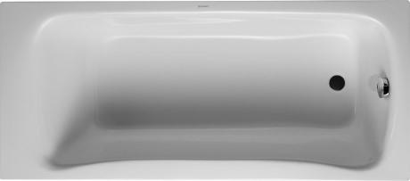 Duravit PuraVida vana 1700x750mm bílá
