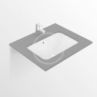 Ideal Standard Connect Umyvadlo pod desku, 500x380 mm, s přepadem, bílá