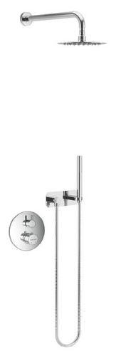 Podomítkový set termostatický FROST THERMO vana/sprcha