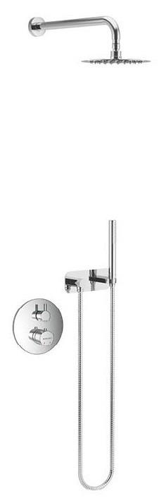 Podomítkový set termostatický Frost Termo vana/sprcha
