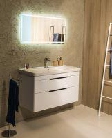 Koupelnový set ELLA 100, bílá