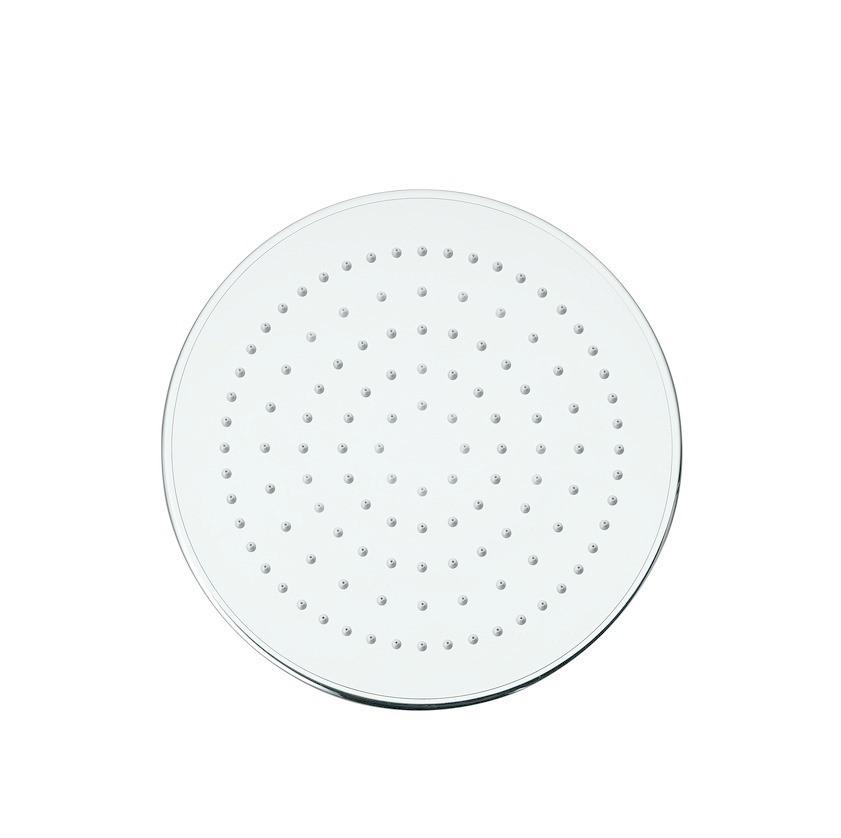 Laufen Příslušenství Hlavová sprcha, průměr 206 mm, nerezová ocel
