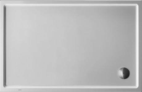 Duravit Starck sprchová vanička Slimline 1400x900mm,obdélník