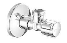 Schell Comfort Rohový regulační ventil, chrom